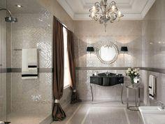 Bad Badezimmer Fliesen Ideen- 95 inspirierende Beispiele