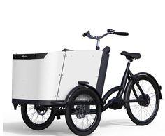 Cargo Deluxe Der Cargo Deluxe ist das luxuriöseste Modell in seiner Klasse und speziell für umweltbewusste Familienmenschen gemacht. Mit seinem 250 Watt Mittelmotor, den gepolsterten Sitzen (mit Sicherheitsgurten) für bis zu 4 Kinder, dem Regenschutz und sogar einem Teppich, überzeugt er aber trotz Preis von sich. Aluminium, Stationary, Baby Strollers, Bike, Car, Bicycle, Vehicles, Model, Kids