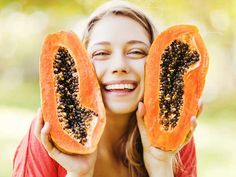 The papaya is an incredibly healthy fruit. Christopher Columbus, an Italian voyage once referred to papayas as the fruit of the angels. The fruit, as well as the other parts of the papaya tree, con…
