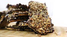 Amoncellement de morceaux de biscuits. Marina Orsini, Biscuits, Caramel, Sweets, Baking, Canada, Food, Christmas Recipes, Muffins