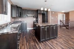 A look at the kitchen finishes in this Indianapolis design in St. John's.
