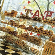 Visit E.A.T. for a snack or a meal!  E.A.T.  1064 Madison Avenue   (between E. 80th and 81st Streets)  New York, NY 10028
