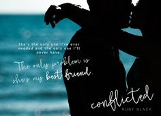 Silence Is Read : #teaser from Conflicted by Ruby Black