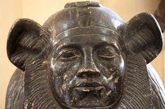sphinx of amenemhet III - Google Search