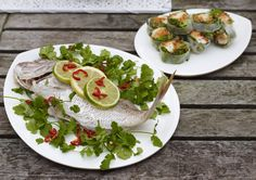Pedro Tear Shape bamboo plates set of 2 in Brigh White - from Oasis Homewares