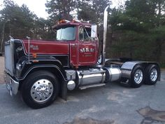 Not M & M Transportation Co. from Sommerville Ma. Mack Dump Truck, Old Mack Trucks, Dump Trucks, Cool Trucks, Big Trucks, Peterbilt, Freightliner Trucks, Custom Big Rigs, Custom Trucks