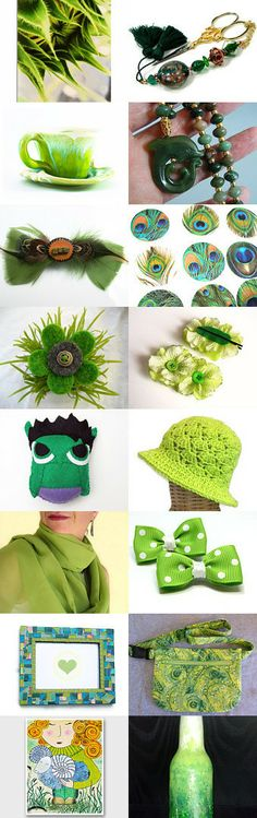 Fields of Green by Jenn Hesse on Etsy--Pinned with TreasuryPin.com  #statteam