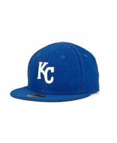 2e710c2cfb7 New Era Babies  Kansas City Royals My First AC 59FIFTY Fitted Cap Men -  Sports Fan Shop By Lids - Macy s
