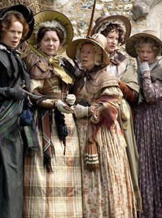 Ever Period Dramas The enchanting adaptation of Elizabeth Gaskell's Cranford marked a superb return to form for BBC period drama.The enchanting adaptation of Elizabeth Gaskell's Cranford marked a superb return to form for BBC period drama. Best Period Dramas, Period Drama Movies, British Period Dramas, Best Period Movies, V Drama, Little Dorrit, Masterpiece Theater, Big Bang Top, Judi Dench
