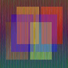 Image result for carlos cruz diez physichromie