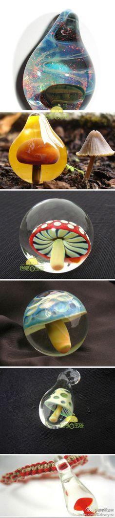 . Mushroom Cloud, Fungi, Awesome Stuff, Just Love, I Shop, Stuffed Mushrooms, Pretty, How To Make, Crafts