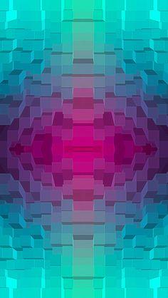 Frostef Geometric Wallpaper