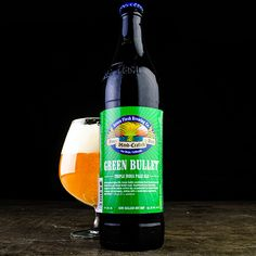 'Green Bullet Triple IPA'  Green Flash Brewing Co. Craft Beer Review