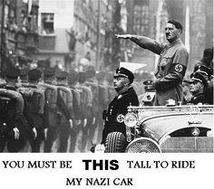 Busty nazi integation