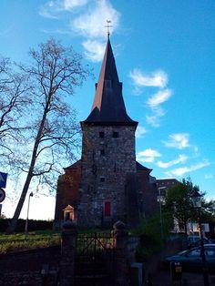 Old church in Vaals - Netherlands