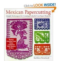 Book with tutorials for Papel picado