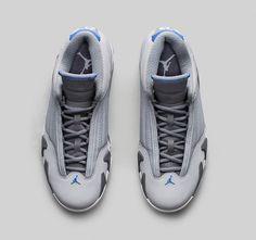 b92d39f005b735 Air Jordan XIV Sport Blue New Nike Air