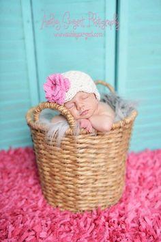 chicas sombrero sombrero del bebé sombrero por VioletandSassafras