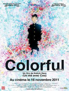 Colorful, film d'animation japonais primé à Annecy