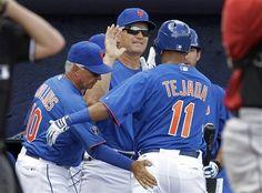 Who deserves a butt-slap? Ruben Tejada does!