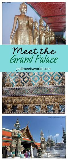 judimeetsworld.com --->> Meet the Grand Palace. --->>  What's a kingdom without a palace? Thailand has the entire Grand Palace compound featuring the temples and residences of the different kings in Siam/Bangkok's history. New post is up!  --->> #Bangkok   #GrandPalace   #palace   #thailand   #royalty   #king   #buddha   #temple   #travel   #judimeetsworld   #travelblog   #blog   #blogger   #wanderlust   #thai   #tourism
