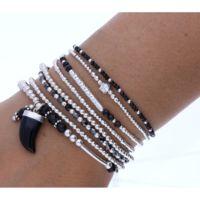 Seed Bead Bracelets, Love Bracelets, Jewelry Bracelets, Jewelery, Handmade Accessories, Jewelry Accessories, Jewelry Design, Diy Jewelry Tutorials, Jewelry Crafts