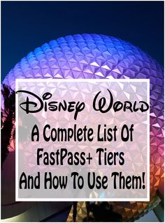 Click here for the ultimate Disney World FastPass+ guide for a stress-free family vacation! |Disney World planning| Disney World tips| Disney World secrets| Disney World fastpasses| Disney World Secrets, Disney World Planning, Disney World Tips And Tricks, Disney Tips, Disney Stuff, Disney Facts, Walt Disney, Disney Vacation Club, Disney Cruise Line