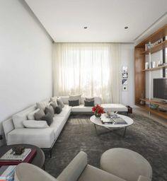 L House Modern Residential Houses Pinterest - An open plan brazilian house with splendid views
