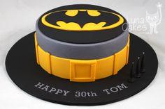 superbe gateau Batman