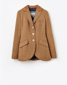 9a133ec6e The Love it Now, Love it Always Essential: PARADE Womens Single Breasted  Tweed Jacket