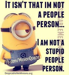 minion sayings | Minion Quotes - Art Gallery | Facebook