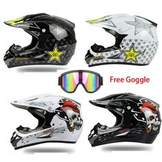 (52.25$)  Watch more here - http://aio6y.worlditems.win/all/product.php?id=32670059002 - 2016 Brand Motorcycle Off Road Racing Helmet Adult Cross Racing Helmets Young Downhill MTB Crossing Helmet Kids Goggle as gift