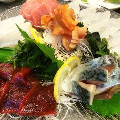 Japanes Sashimi