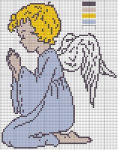 620 Christmas Village Filet Crochet Mantle Runner Pattern 3 pieces