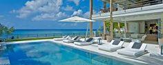 Ocean villas of distinction