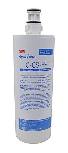 Aqua-Pure Water Filter Replacement Cartridge AP Easy C-CS-FF, Quick Change #deals