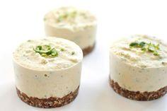 Raw Vegan Lime Cheesecake | Tasty Kitchen: A Happy Recipe Community!