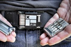 Fix Manufacturing Belt Buckle Multi-Tools