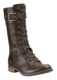 Dark Brown Savin Hill Mid Boot - Women