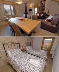 casa rural Bed, Furniture, Home Decor, Rural House, Houses, Hotels, Pets, Home, Decoration Home