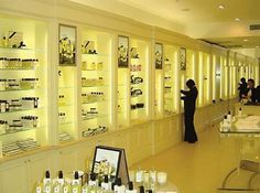 Heaven. Jo Malone Flagship store