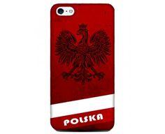 Obudowa na telefon iPhone 5/5S - Polska