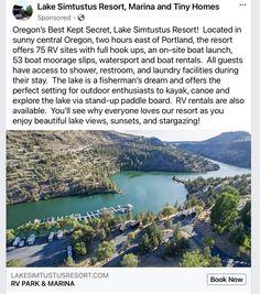Rv Rental, Boat Rental, Oregon Road Trip, Rv Sites, Best Kept Secret, Central Oregon, Paddle Boarding, Canoe, Kayaking