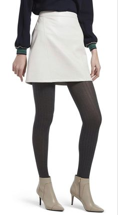 HUE Micro Cable Tights - See more tights at www.fashion-tights.net #tights #pantyhose #hosiery #nylons #fashion #legs #legwear #advertising #influencer #collant