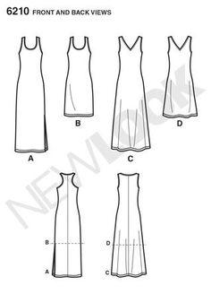 knit sheath dress - sporty