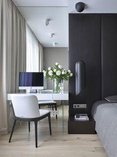 Trendy home office design elegant decor ideas Bedroom Colors, Bedroom Decor, Bedroom Ideas, Bedroom Headboards, Design Bedroom, Wall Decor, Woman Bedroom, Trendy Home, Luxurious Bedrooms