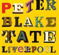 Peter Blake, A Souvenir of the Peter Blake Retrospective, Tate Liverpool, 2007