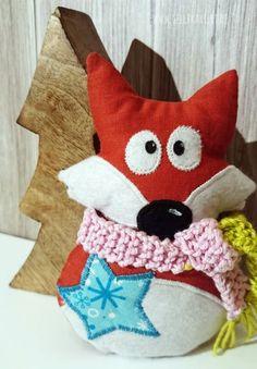 Ein Fuchs zum kuscheln: