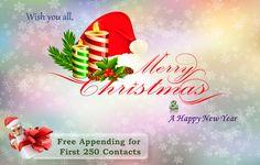 Happy New Year, Wish, Merry Christmas, Free, Merry Little Christmas, Wish You Merry Christmas, Happy New Year Wishes