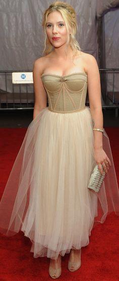 Scarlett Johansson or sexy ballerina?